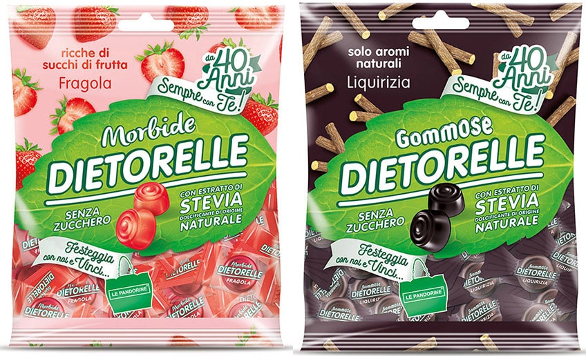 Caramelle Dietorelle