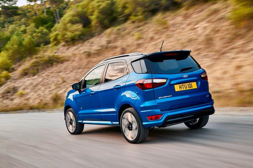 Il SUV compatto FORD Ecosport 2017