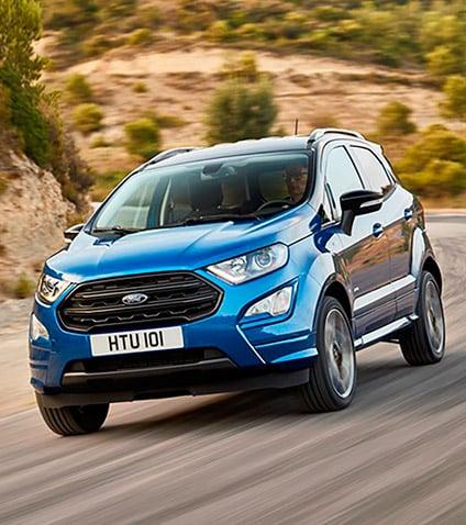 Ford EcoSport, l'evoluzione del SUV compatto dell'Ovale Blu
