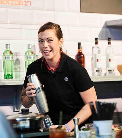 Kaitlyn Stewart miglior Bartender del mondo