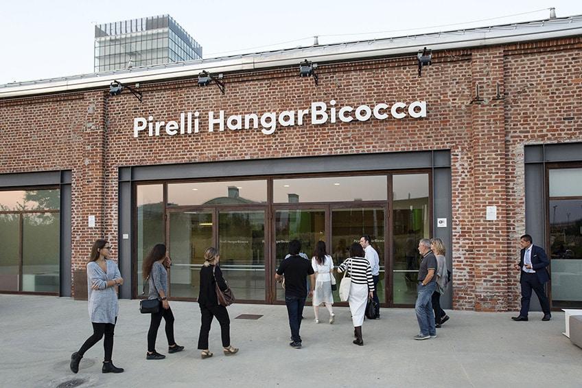 Milano: all'HangarBicocca un viaggio nell'arte
