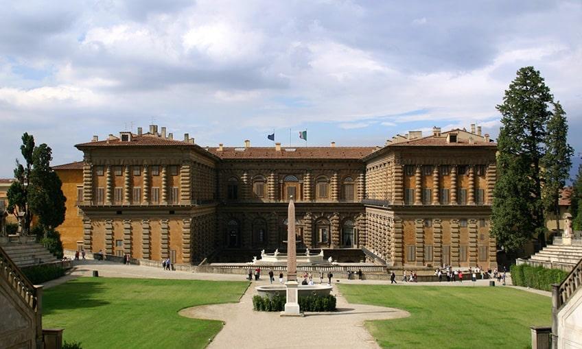 Palazzo Pitti di Firenze
