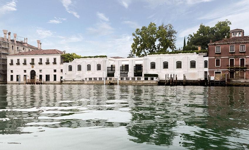 Peggy Guggenheim a Venezia