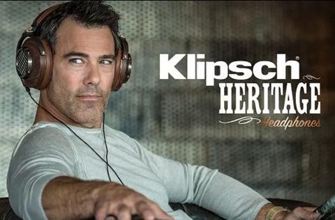 Cuffie Klipsch HP-3 Heritage