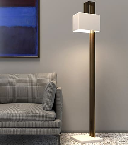 """La """"Lampada B"""", la nuova creazione dell'interior designer Attilio Ladina"""