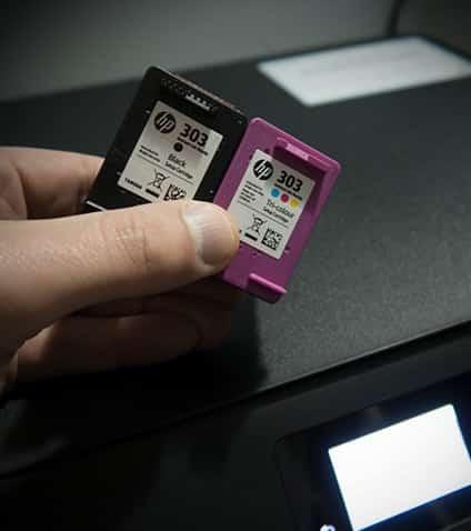 HP Instant Ink: mai più senza inchiostro nella stampante!