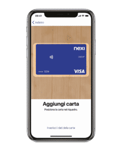 Nexi ed Apple Pay