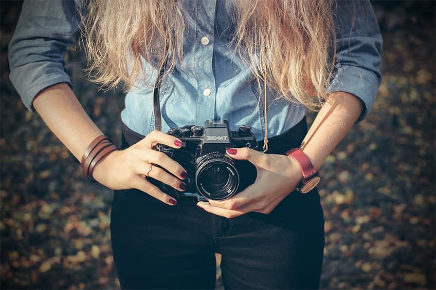 Realizzare foto perfette per i social