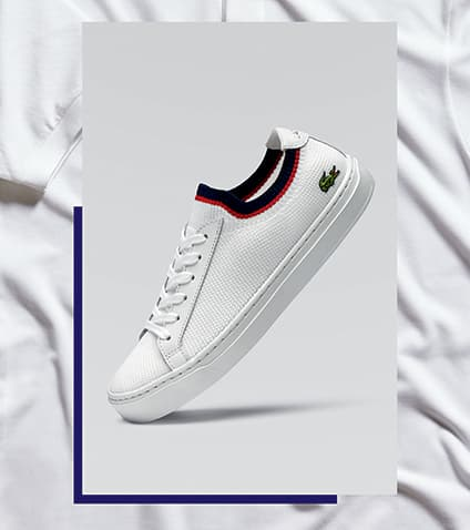 Lacoste Piquée sneaker