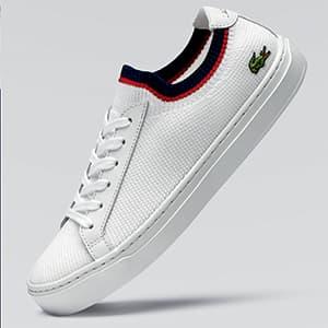 Lacoste Piquée, la sneaker che rende omaggio alla Polo L.12.12