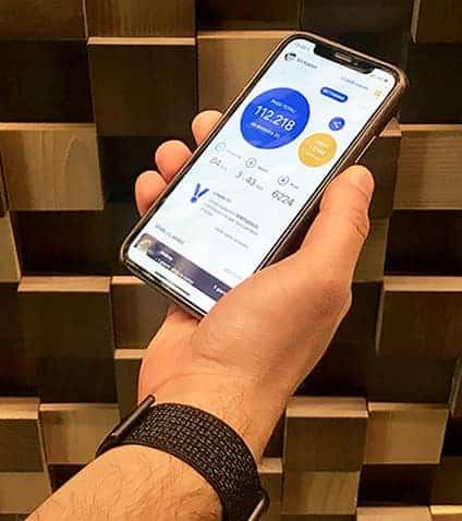 Virtuoso, l'app che ti ricompensa per muoverti, dormire e mangiare sano