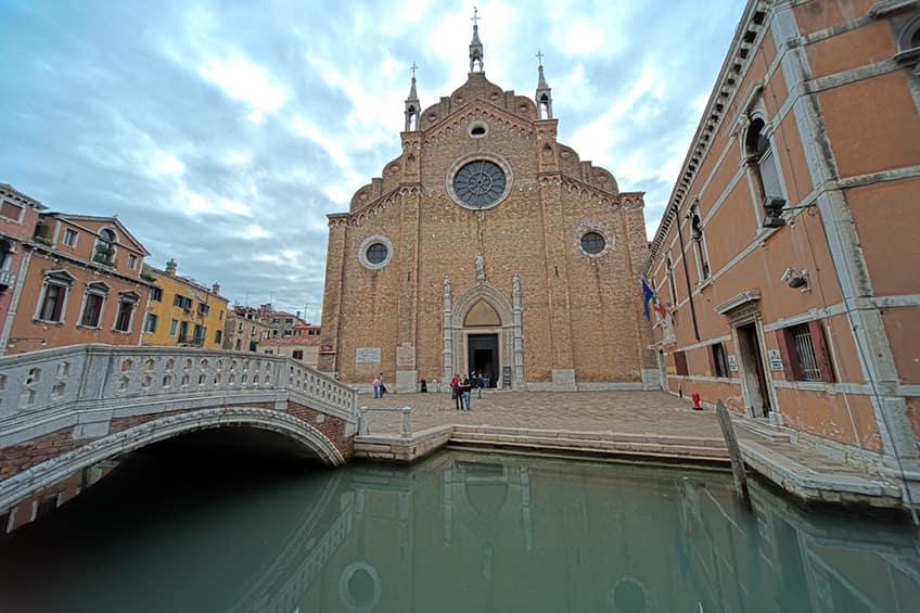 La Basilica dei Frari di Venezia