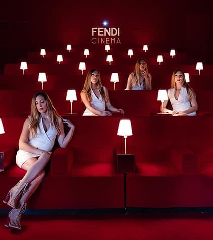 Fendi: una puntata speciale di #MeAndMyPeekaboo per il compleanno di Chiara Ferragni