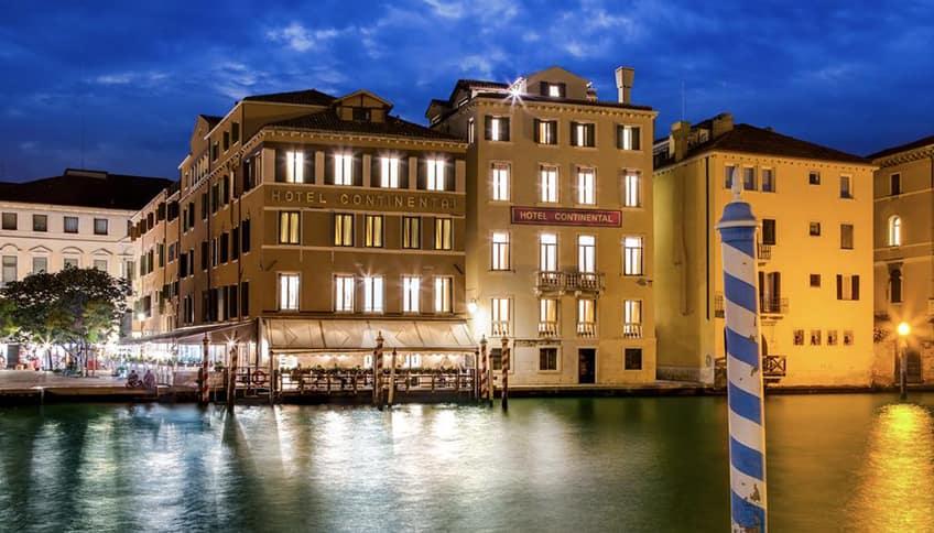 Hotel CHC Continental Venezia