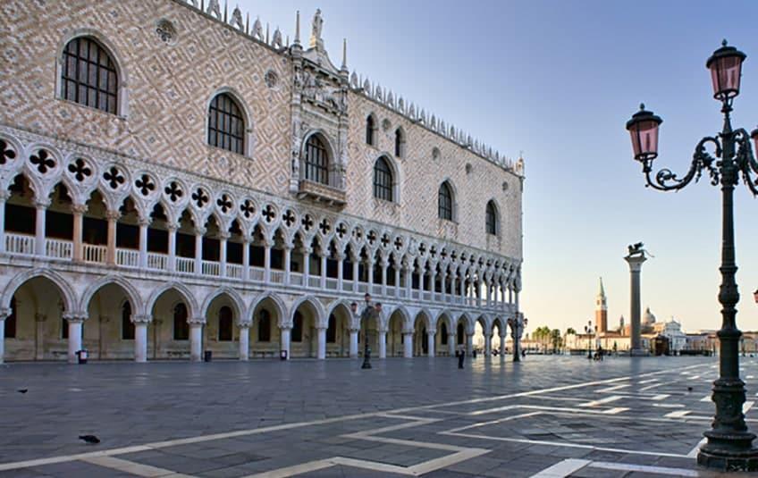 Il Palazzo Ducale di Venezia