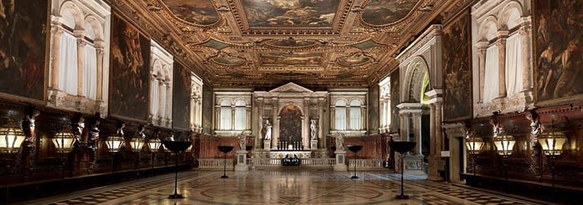 La Scuola Grande di San Rocco di Venezia