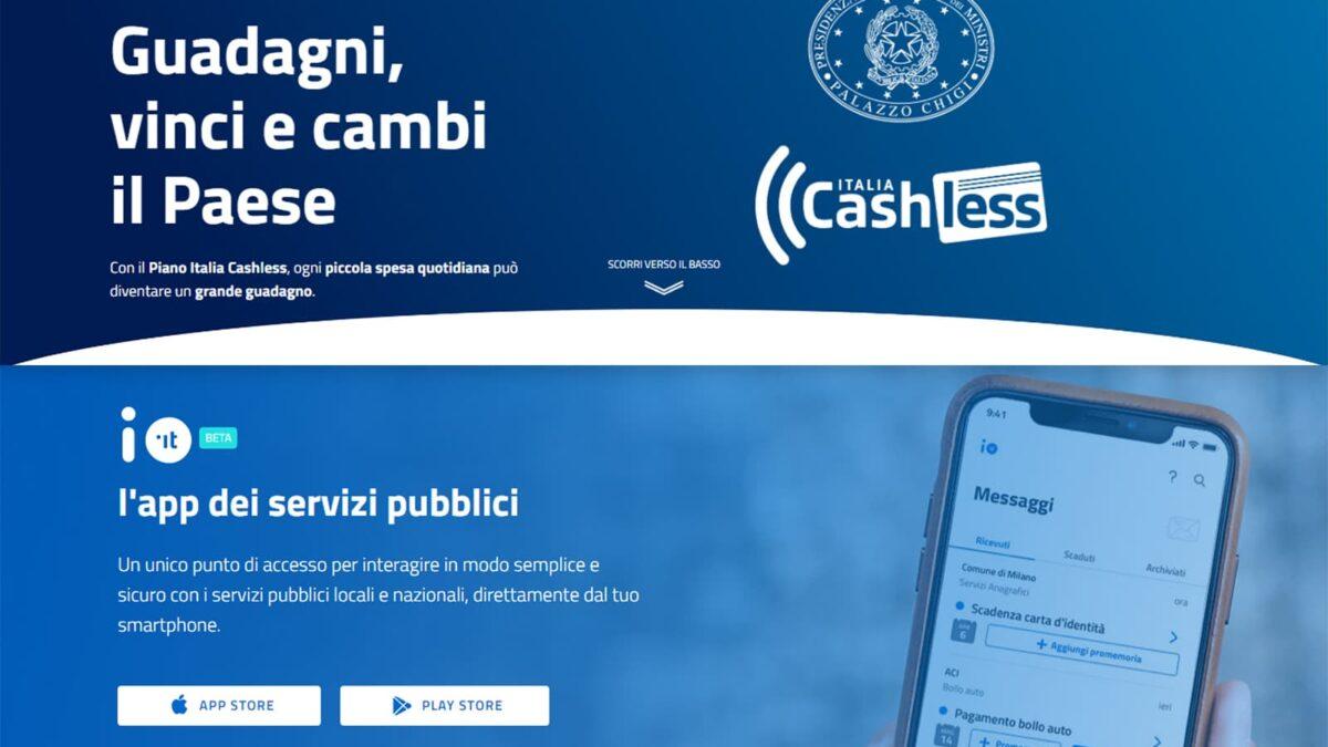 Cashback con App IO: ecco la guida per ottenere fino a 150 euro di rimborso sugli acquisti di Natale