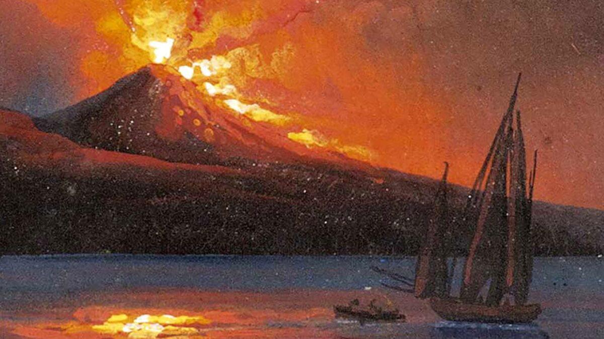Eruzione del Vesuvio del 1631: quando San Gennaro salvò Napoli