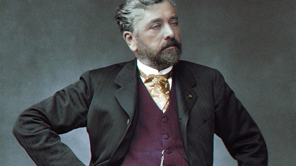 Gustave Eiffel: l'ingegnere di ferro. Tra opere incredibili e i segreti della Torre Eiffel