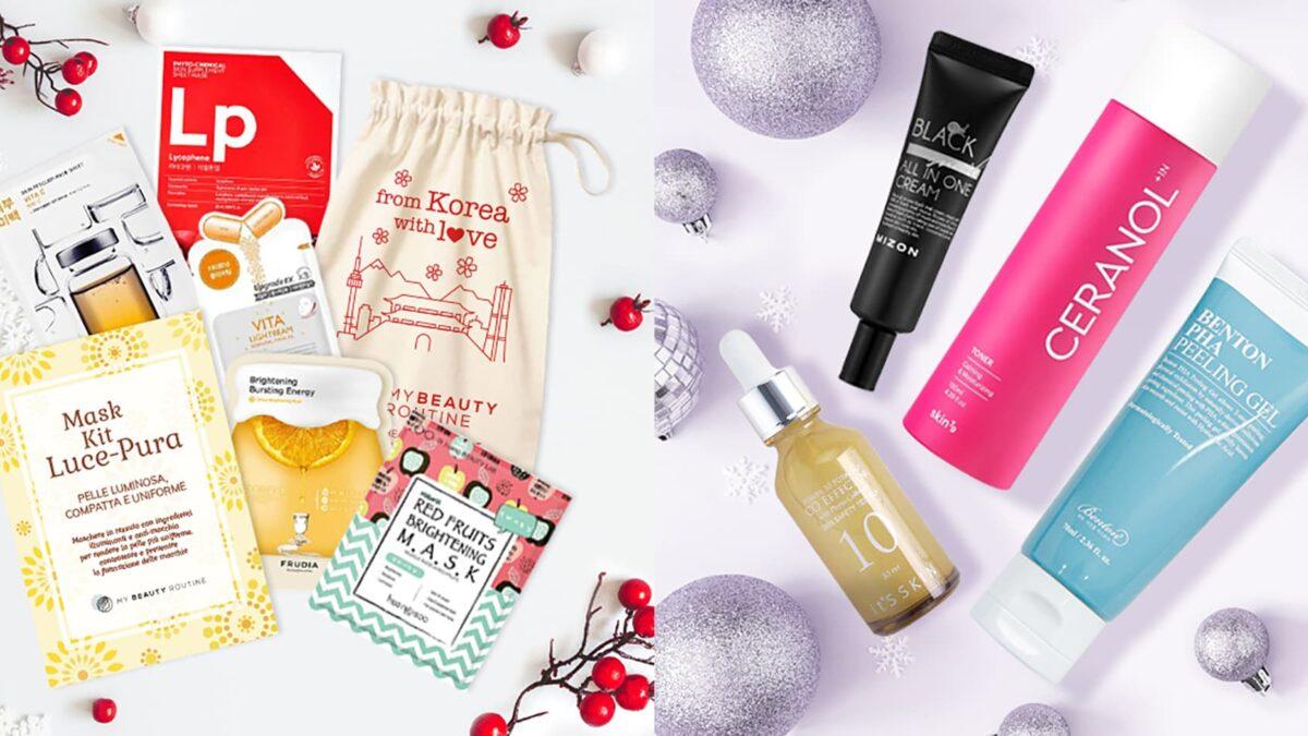 Skincare Coreana: i beauty kit per una pelle perfetta per i tuoi regali di Natale