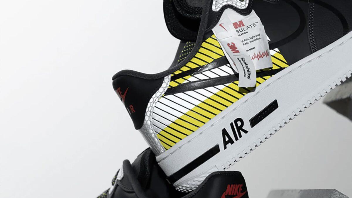 Nike e 3M, la collaborazione sulle sneakers iconiche del brand dello swoosh