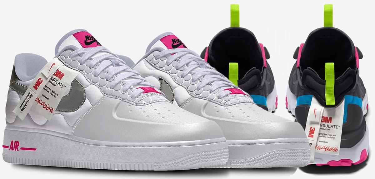 Sneakers Nike 3M